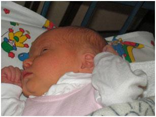 schlaflage bei babys