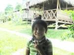 Mädchen aus Bocas (Panama) (privat)