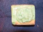 Sternzeichen-Olivenöl-Raps-Sheabuterseife mit ÄÖ Orange